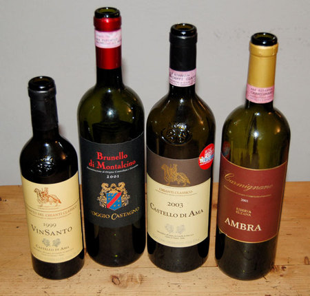 4bottlesitalianwine