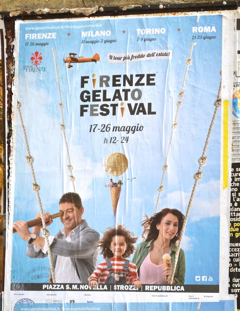 Florence Gelato Festival 2013