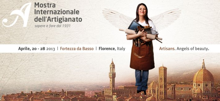 International Handicraft Fair 2013, Florence, Italy